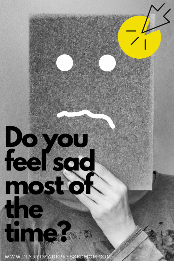Am I Depressed? - The Diary of a Depressed Mom